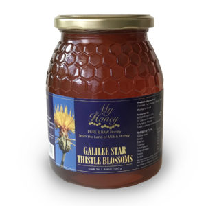 Star Thistle Honey
