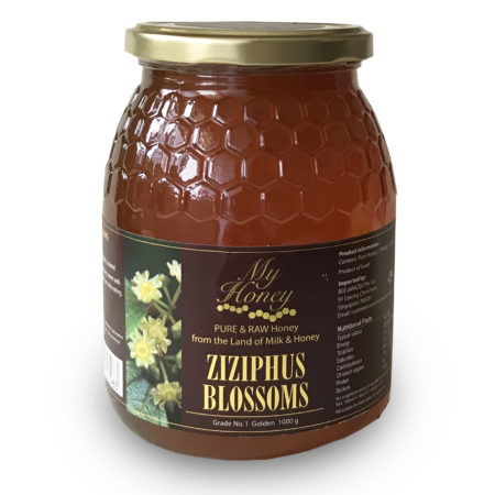 Ziziphus Honey