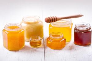 honey tasting session